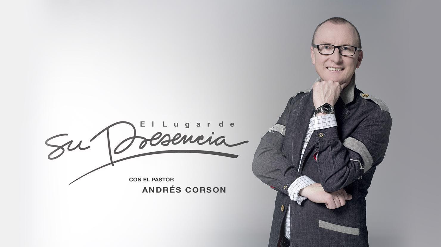PASTOR ANDRÉS CORSON
