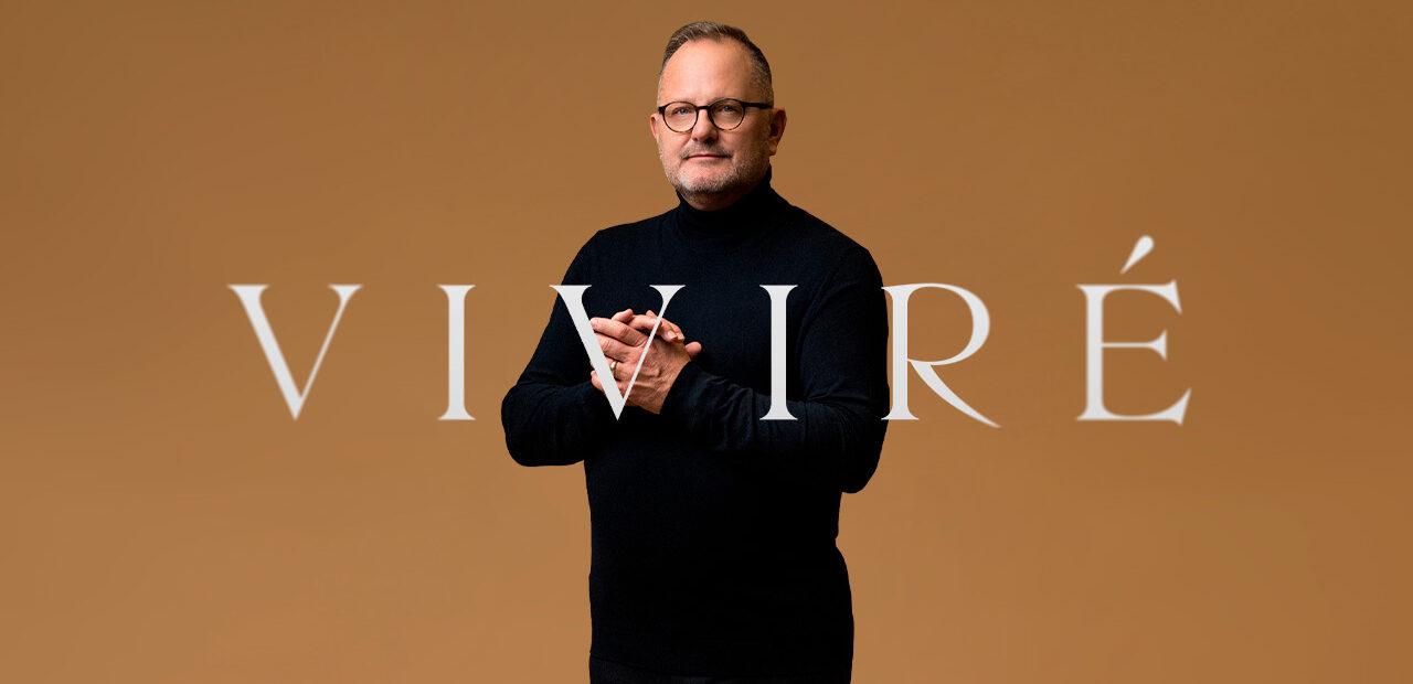 Marcos Witt Presenta «Viviré», su nuevo álbum.