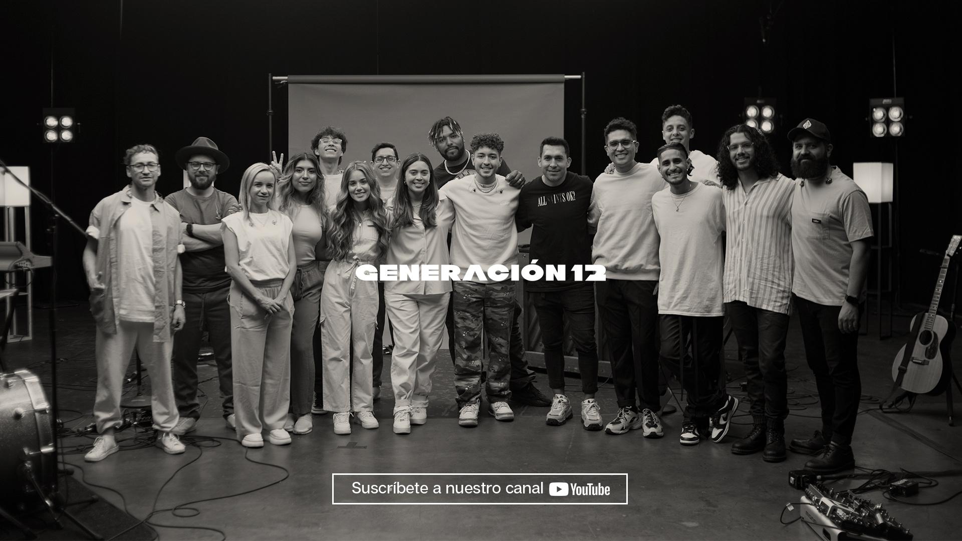 Generación 12 «ES POR FE» Feat. Musiko Tema de la semana.